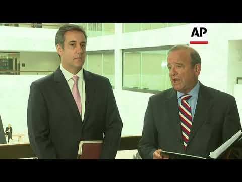 Trump Lawyer's Senate Testimony Postponed