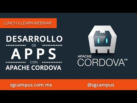 Desarrollo De Apps Móviles Con Apache Cordova