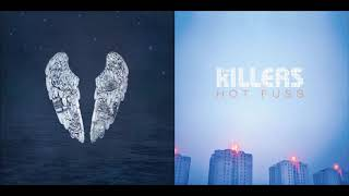 Things I've Truly Done - Coldplay vs The Killers (Mashup)