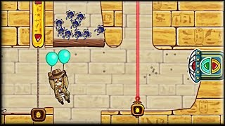 Amigo Pancho 7: Egypt - Game Walkthrough (full)