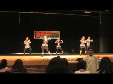 Diwali Latin Fusion Performance. Houston, TX LatinDanceFactory.com