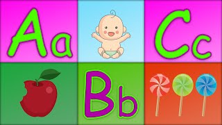 ABC Phonics Song | ABC for Children | ABC Alphabet Phonics Nursery Rhyme