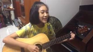 เพลงซังได้ซังแล้ว Cover โดยน้องแนน ธีราพร  ชาติชนะ