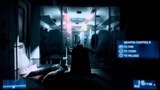 Battlefield 3 Walkthrough - Mission 1 - Semper Fidelis