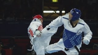 Taekwondo Men +80kg Bronze Medal Finals - China v Turkey Full Replay - London 2012 Olympics