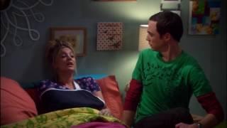 Penny and Sheldon ''Soft Kitty'' Пенни и Шелдон ''Мягкий Котенок