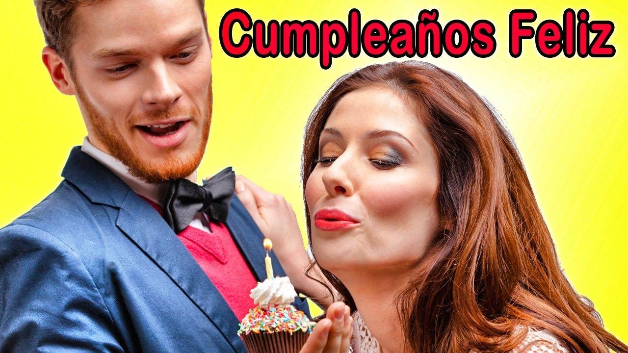 La Mejor Canción De Cumpleaños Para Esa Persona Especial El Amor De Mi Vida Dedica Una Canción Youtube