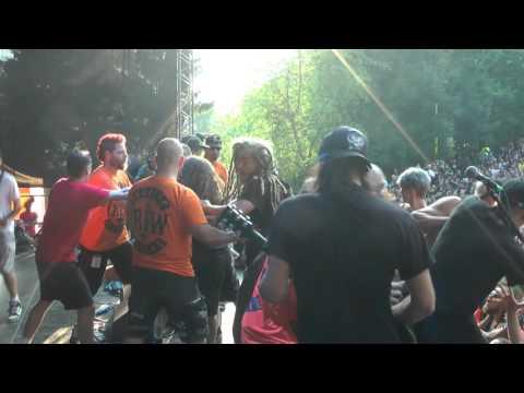 Vitamin X - Live Obscene Extreme Trutnov 2014