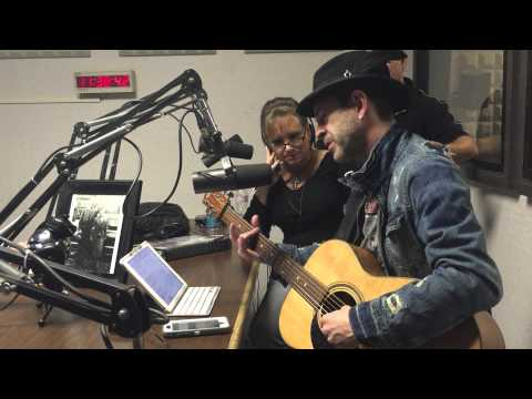 Travis Meadows performs What We Ain't Got live on KPSI radio Palm Springs.