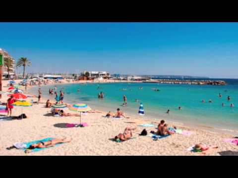 Trendiga nysläppta bostäder med havsutsikt nära Palma, Mallorca