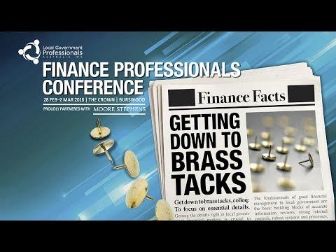 LGPA Finance Professionals Conference 2018