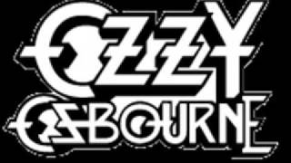 Ozzy Osbourne-Paranoid