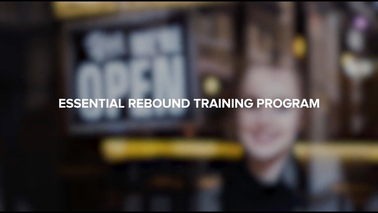 Essential Rebound Training Program Trailer