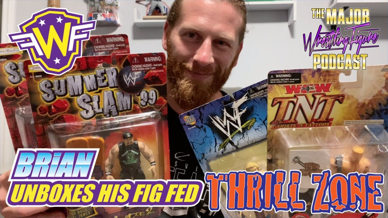 Brian Unboxes his Fig Fed - Thrillzone