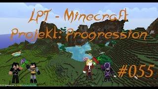 LPT - Minecraft - Projekt: Progression #055 - Ham wa Flint(stones)? [Deutsch][HD+]