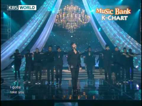 [K-Chart] 7. [NEW] LOVE YA - SS501 (2010.6.4 / Music Bank Live)