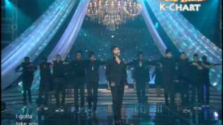 1st Week of JUNE 2010 K-Chart (2010.6.4 / Music Bank Live) 1. [-] B...