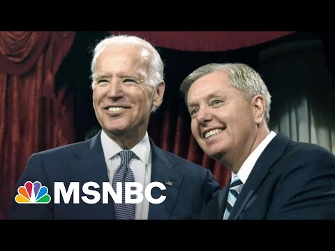 Graham Claims His Old Friend Biden Is Destroying America   The 11th Hour   MSNBC