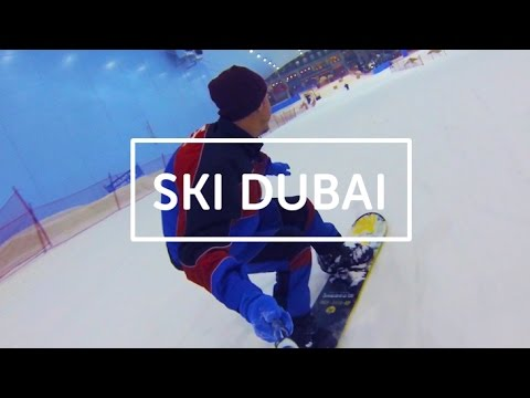 Snowboarding in Dubai - Ski Dubai | Cover-More Travel Insurance