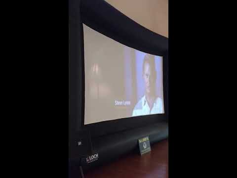 Loch USA IWS 200 Inflatable Screen