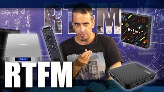 RTFM#31 - Android TV boxes με Google Assistant (και χωρίς)