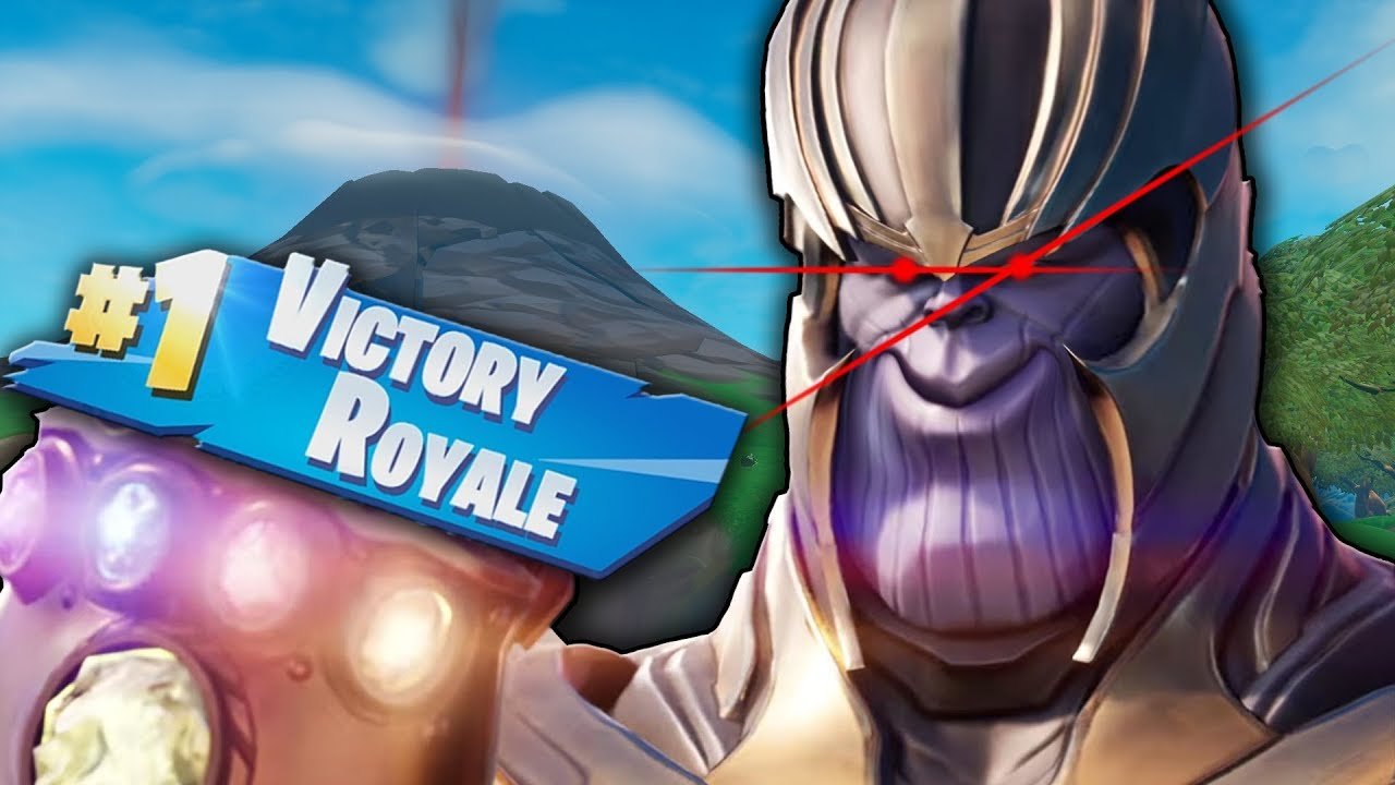 USE CODE THANOS - YouTube