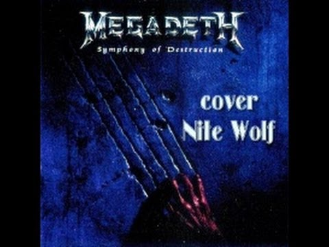 "MEGADETH ""Symphony of Destruction"" cover Danny Vash and NITE WOLF"
