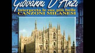 Canzoni Milanesi di Giovanni D