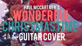 Wonderful Christmastime (on guitar)