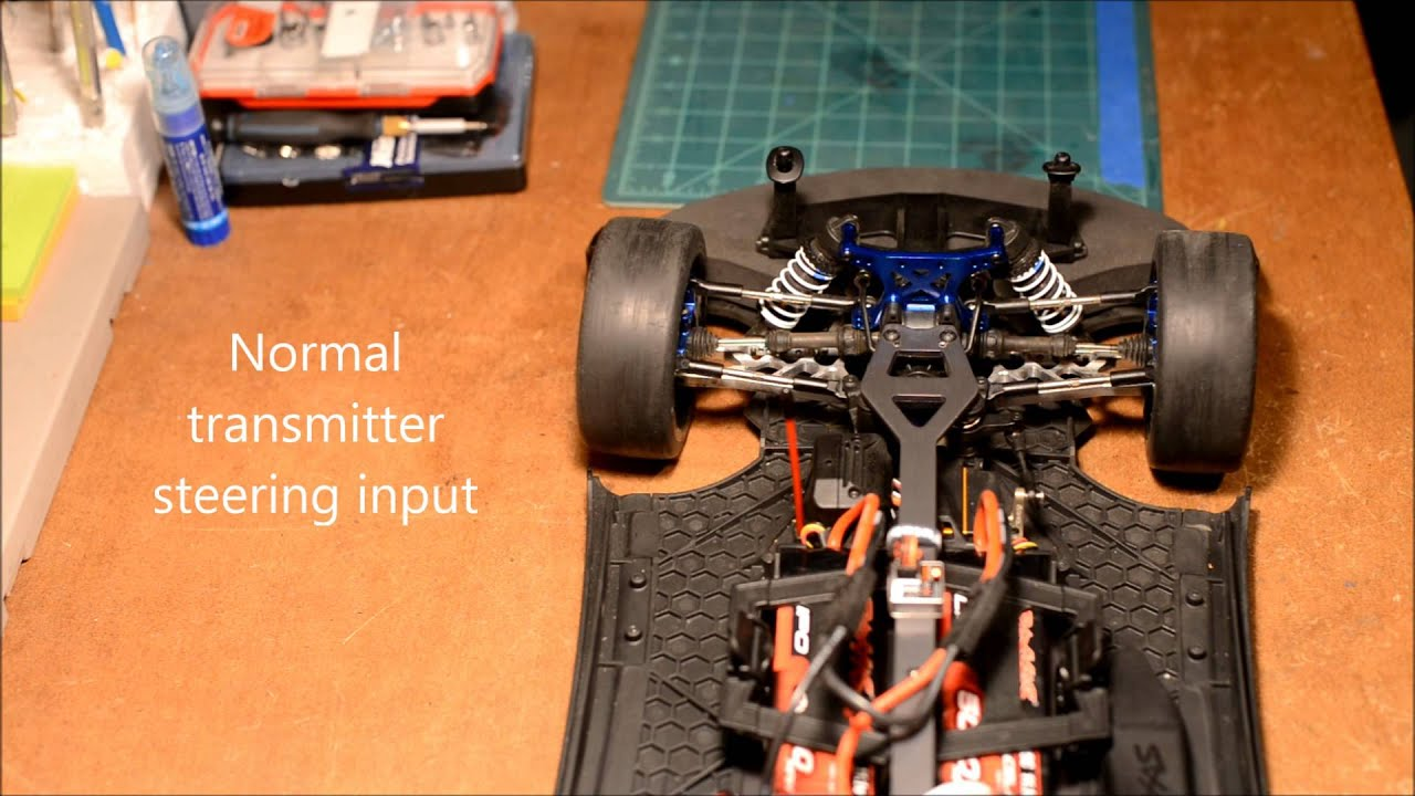 traxxas how to know if broken servo