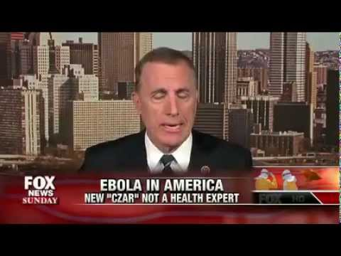 Murphy Discusses Ebola Response on Fox News Sunday with Chris Wallace