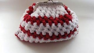 Вязаная крючком косметичка Crochet beautician.(, 2015-04-01T16:31:04.000Z)