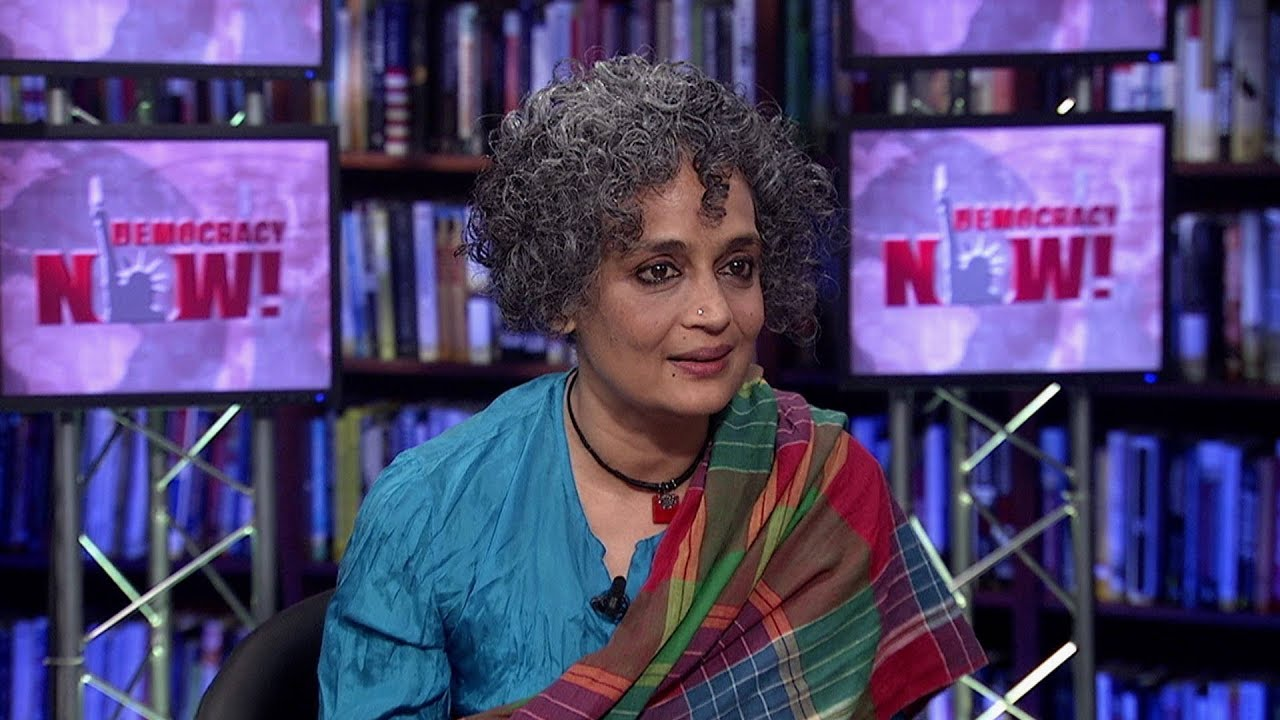 Full Extended Interview | Arundhati Roy on Democracy Now!