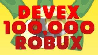 ¡DESARROLLADOR INTERCAMBIANDO 100.000 ROBUX!