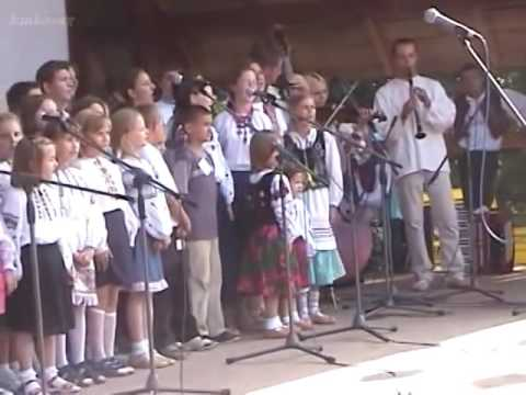 Lemkos in Poland. Annual Vatra in Zdynia (2004) Part 4