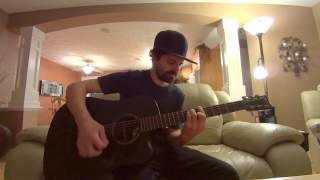 Odetta (Rag'n'Bone Man) acoustic cover by Joel Goguen