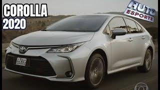 Toyota Corolla 2020 | Auto Esporte