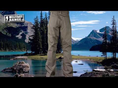 Kalhoty TRU-SPEC 24-7 taktické ECLIPSE teflon - Military Range CZ/SK