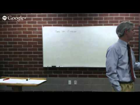 NNU MBA Corporate Finance Lecture 1