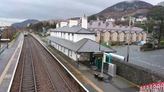 Train Station for Sale - Auction House North West - Unique Property in Penmaenmawr