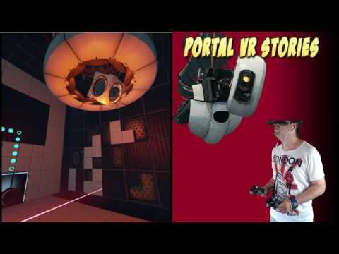 Estoy en Aperture Labs! Portal Vr Stories