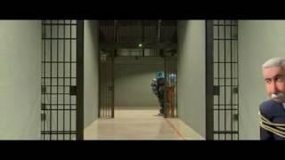 Отрывок с мультфильма мегамозг