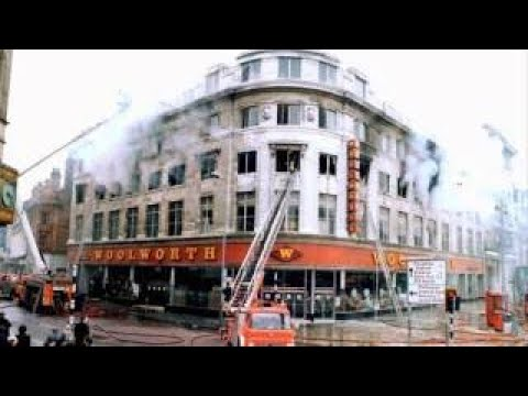 Woolworths fire, Manchester, 1979 [radio documentary] - The Best Documentary Ever