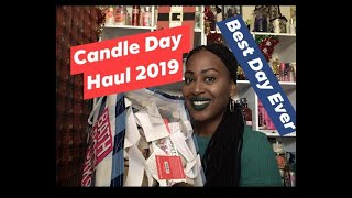 LIGHT MEEEEEE UP!! CANDLE DAY HAUL! Bath and Body Works!!