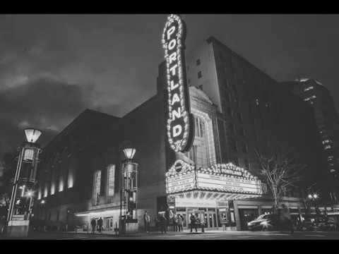 Historic Portland Sign At Arlene Schnitzer Concert Hall To Undergo - Arlene schnitzer