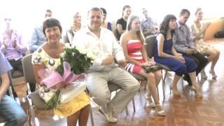Альберт и Дарья 3 августа 2012 г