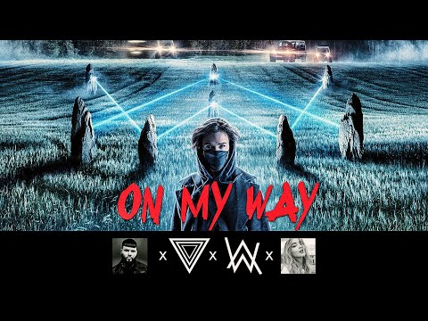 Alan Walker, Sabrina Carpenter & Farruko - On My Way [StiggiZ Remix]