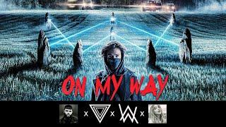 Alan Walker, Sabrina Carpenter & Farruko - On My Way [StiggiZ Remix]