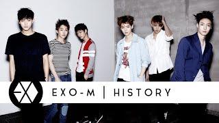 EXO-M - History [Audio]