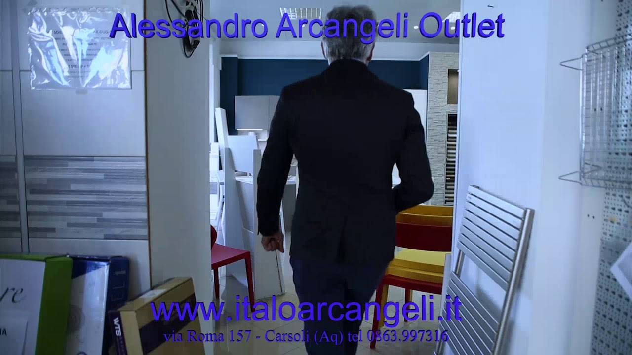 Alessandro Arcangeli Outlet ceramiche e sanitari a Carsoli